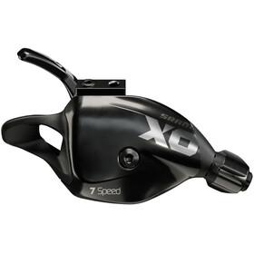 SRAM X01 DH X-Actuation Triggerschalter 7-fach Discrete Clamp schwarz